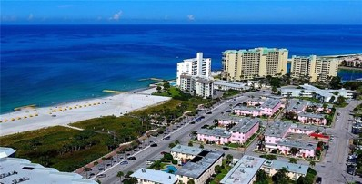 6800 Sunset Way UNIT 605, St Pete Beach, FL 33706 - MLS#: U8018326