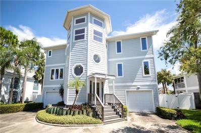 729 Ponce De Leon Drive, Tierra Verde, FL 33715 - MLS#: U8018435