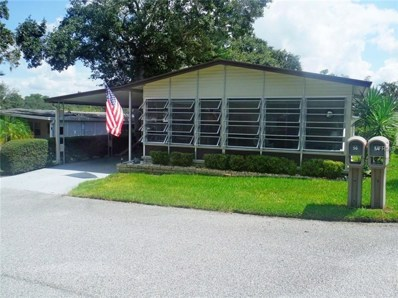 56 Shady Oak Court UNIT 14, Safety Harbor, FL 34695 - MLS#: U8018507