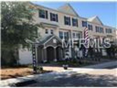 866 Callista Cay Loop UNIT 34, Tarpon Springs, FL 34689 - MLS#: U8018545