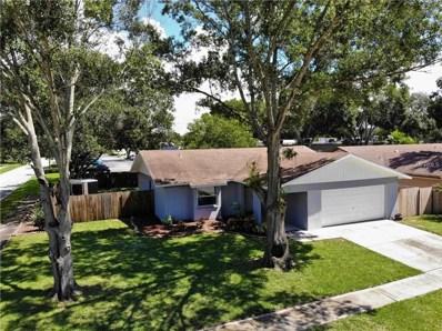 1343 Homestead Drive, Palm Harbor, FL 34683 - MLS#: U8018601