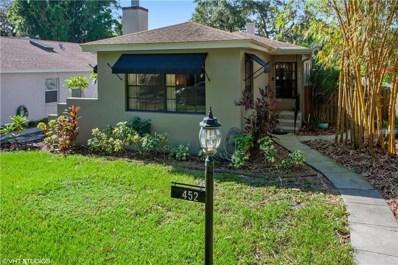 452 23RD Avenue N, St Petersburg, FL 33704 - MLS#: U8018691