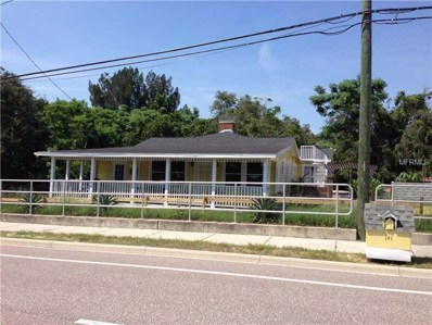 141 E Klosterman Road, Tarpon Springs, FL 34689 - MLS#: U8018759