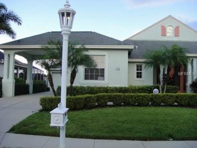 183 Americas Cup Boulevard UNIT A, Bradenton, FL 34208 - MLS#: U8018765