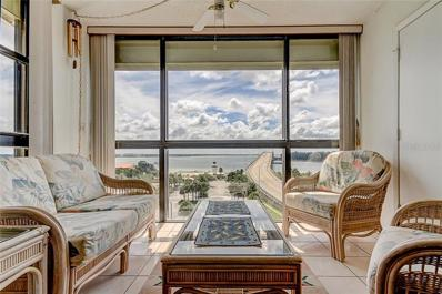 800 S Gulfview Boulevard UNIT 708, Clearwater Beach, FL 33767 - MLS#: U8019228