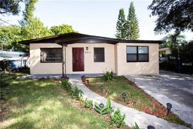 4011 W Montgomery Terrace, Tampa, FL 33616 - MLS#: U8019243