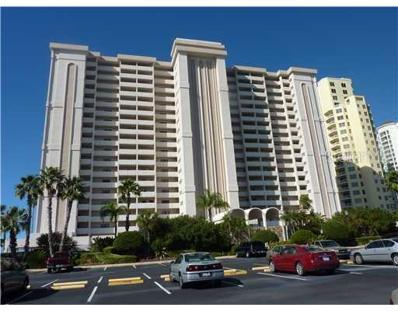 1230 Gulf Boulevard UNIT 1204, Clearwater Beach, FL 33767 - MLS#: U8019250