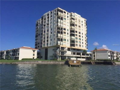 6287 Bahia Del Mar Circle UNIT 808, St Petersburg, FL 33715 - MLS#: U8019482
