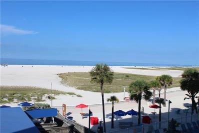 10650 Gulf Boulevard UNIT 346, Treasure Island, FL 33706 - MLS#: U8019574