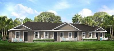 1 Windrush Bay Boulevard UNIT 02, Tarpon Springs, FL 34689 - MLS#: U8019594
