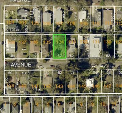 661 14TH Avenue S, St Petersburg, FL 33701 - MLS#: U8019645