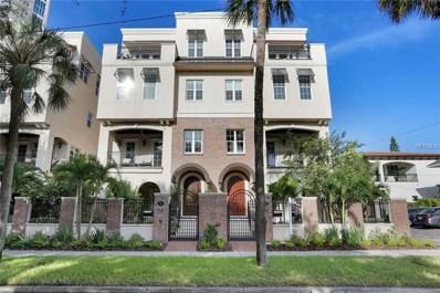 524 Beach Drive NE, St Petersburg, FL 33701 - MLS#: U8019760