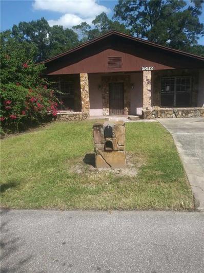 2412 E Emma Street, Tampa, FL 33610 - MLS#: U8019877