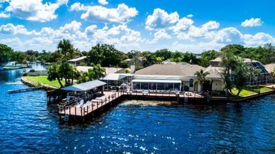 90 S Canal Drive, Palm Harbor, FL 34684 - MLS#: U8020135