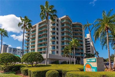 670 Island Way UNIT 607, Clearwater Beach, FL 33767 - #: U8020162