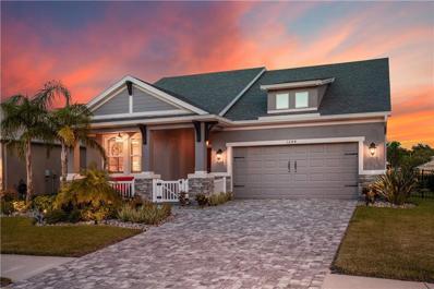 1244 Windy Bay Shoal, Tarpon Springs, FL 34689 - MLS#: U8020205