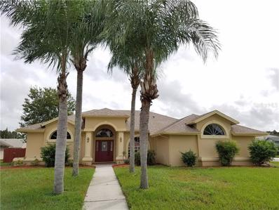 1022 Fincastle Court, New Port Richey, FL 34655 - MLS#: U8020240