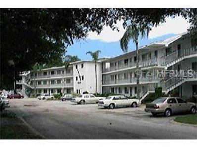 8402 111TH Street UNIT 110, Seminole, FL 33772 - MLS#: U8020408