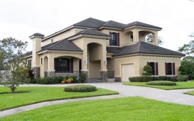 1553 Riverside Drive, Tarpon Springs, FL 34689 - MLS#: U8020425