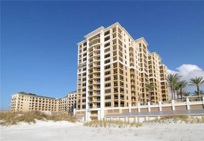 11 Baymont Street UNIT 607, Clearwater Beach, FL 33767 - MLS#: U8020558