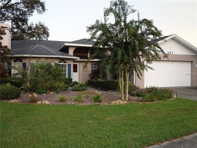 401 Tangerine Dr, Oldsmar, FL 34677 - MLS#: U8020586