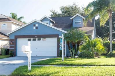 1806 Horsechestnut Court, Trinity, FL 34655 - MLS#: U8020591