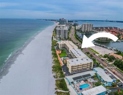 3500 Gulf Boulevard UNIT 214, Belleair Beach, FL 33786 - MLS#: U8020734