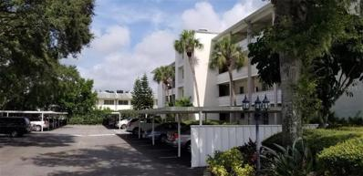 1524 Lakeview Road UNIT 205, Clearwater, FL 33756 - MLS#: U8020764