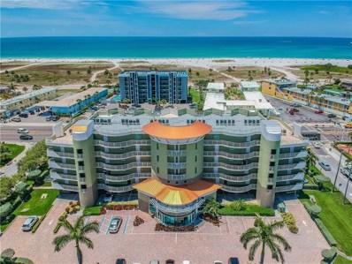 11605 Gulf Boulevard UNIT 208, Treasure Island, FL 33706 - MLS#: U8020829