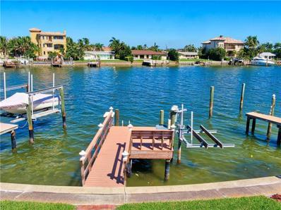 417 22ND Street, Belleair Beach, FL 33786 - MLS#: U8020850
