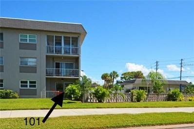 4500 37TH Street S UNIT 101, St Petersburg, FL 33711 - MLS#: U8021015