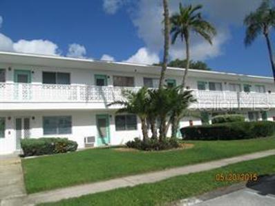 8450 112TH Street UNIT 103, Seminole, FL 33772 - MLS#: U8021158