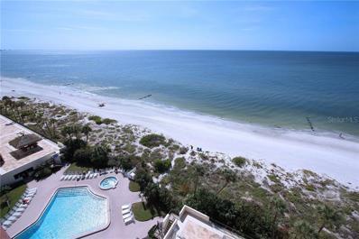 15000 Gulf Boulevard UNIT 1101, Madeira Beach, FL 33708 - MLS#: U8021174