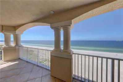 1370 Gulf Boulevard UNIT 901, Clearwater Beach, FL 33767 - #: U8021228