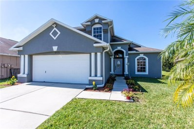 4025 Savage Station Circle, New Port Richey, FL 34653 - MLS#: U8021231