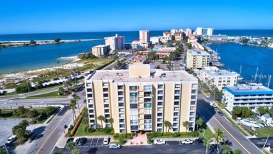 800 S Gulfview Boulevard UNIT 302, Clearwater Beach, FL 33767 - MLS#: U8021243