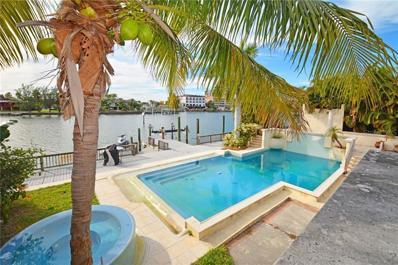 3680 Belle Vista Drive, St Pete Beach, FL 33706 - MLS#: U8021367