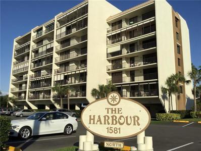 1581 Gulf Boulevard UNIT 203N, Clearwater Beach, FL 33767 - MLS#: U8021464