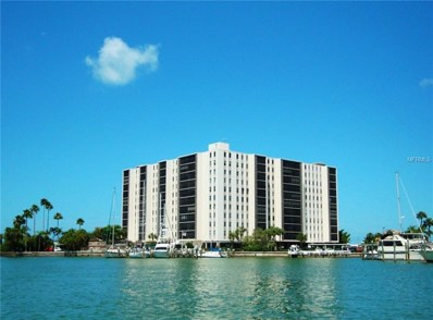 10355 Paradise Boulevard UNIT 514, Treasure Island, FL 33706 - MLS#: U8021625