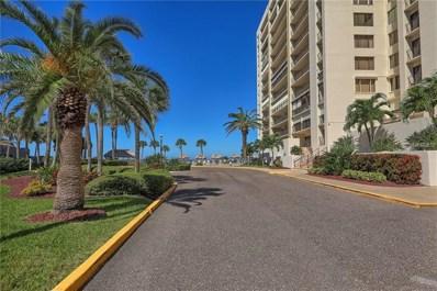 1480 Gulf Boulevard UNIT 1112, Clearwater Beach, FL 33767 - #: U8021722