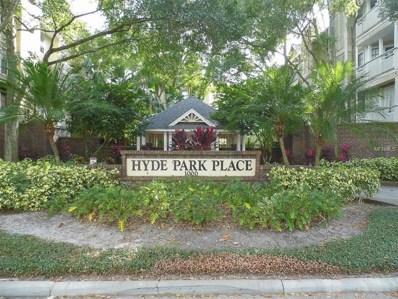1000 W Horatio Street UNIT 311, Tampa, FL 33606 - #: U8021728