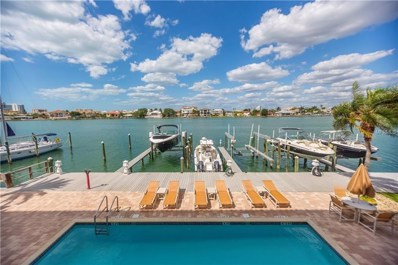 692 Bayway Boulevard UNIT 202, Clearwater Beach, FL 33767 - MLS#: U8021806