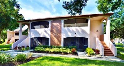 3021 Bonaventure Circle UNIT 102, Palm Harbor, FL 34684 - MLS#: U8021812