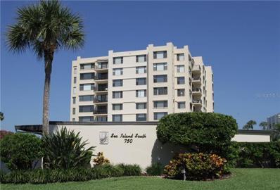750 Island Way UNIT 402, Clearwater Beach, FL 33767 - MLS#: U8021816