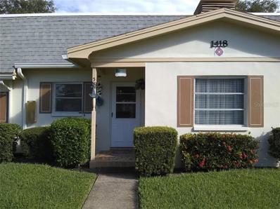 1418 Normandy Park Drive UNIT 5, Clearwater, FL 33756 - MLS#: U8021989