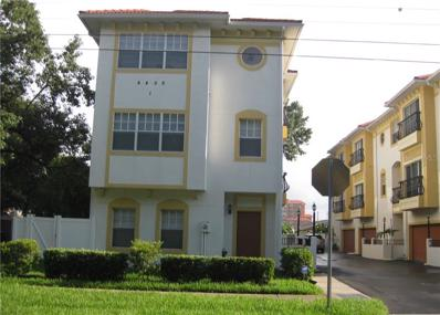 4409 W Gray Street UNIT 4, Tampa, FL 33609 - MLS#: U8022054