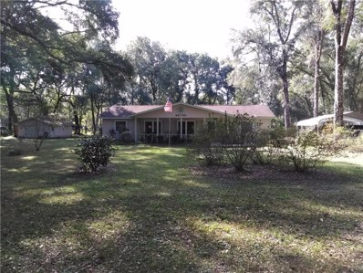 34750 Oberry Road, Dade City, FL 33523 - MLS#: U8022156