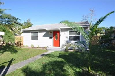 715 53RD Avenue N, St Petersburg, FL 33703 - MLS#: U8022253