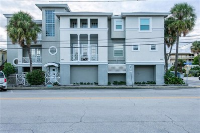 618 Mandalay Avenue, Clearwater Beach, FL 33767 - #: U8022279