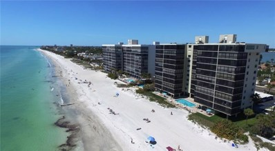 15400 Gulf Boulevard UNIT 602, Madeira Beach, FL 33708 - MLS#: U8022290